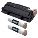 Brother DR250 & TN250 x2 Drum Unit / Laser Toner Cartridge Combo Pack