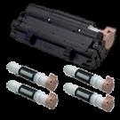 Brother DR250 & TN250 x4 Drum Unit / Laser Toner Cartridge Combo Pack