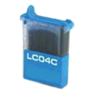 Brother LC04C Ink Cartridge Cyan