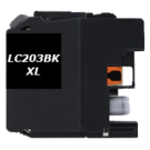 BROTHER LC203BK-XL INK / INKJET High Yield Cartridge Black