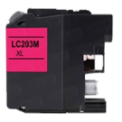 BROTHER LC203M-XL INK / INKJET High Yield Cartridge Magenta