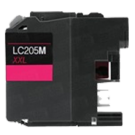 Brother LC205M-XXL INK / INKJET Extra High Yield Cartridge Magenta