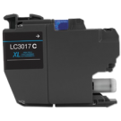 BROTHER LC3017C High Yield INK / INKJET Cartridge Cyan