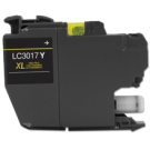 BROTHER LC3017Y High Yield INK / INKJET Cartridge Yellow