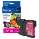 ~Brand New Original BROTHER LC61M INK / INKJET Cartridge Magenta