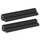 Brother PC302RF x2 Thermal Transfer Ribbons