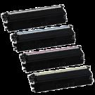 BROTHER TN-433 Laser Toner Cartridge Set High Yield Black Cyan Magenta Yellow