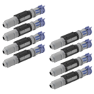Brother TN200 x8 Laser Toner Cartridges