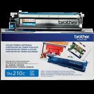 Brand New Original Brother TN210C Laser Toner Cartridge Cyan