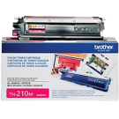 Brand New Original Brother TN210M Laser Toner Cartridge Magenta