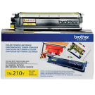 Brand New Original Brother TN210Y Laser Toner Cartridge Yellow