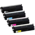 BROTHER TN439 Laser Toner Cartridge Set Black Cyan Magenta Yellow