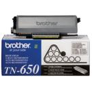 Brand New Original Brother TN650 Laser Toner Cartridge High Yield