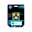 HP C8773WN (02) INK / INKJET Cartridge Yellow