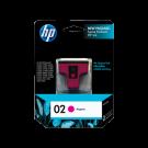 HP C8772WN (02) INK / INKJET Cartridge Magenta