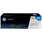 ~Brand New Original HP CB542A Laser Toner Cartridge Yellow