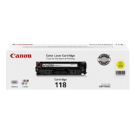 Brand New Original CANON 2659B001AA CRG-118Y Laser Toner Cartridge Yellow