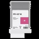 ~Brand New Original CANON 6707B001AA (PFI-107M) INK / INKJET Cartridge Magenta