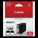 ~Brand New Original CANON 9183B001 (PGI-1200XL) INK / INKJET Cartridge High Yield Black