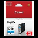 ~Brand New Original CANON 9196B001 (PGI-1200XL) INK / INKJET Cartridge High Yield Cyan