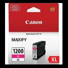 ~Brand New Original CANON 9197B001 (PGI-1200XL) INK / INKJET Cartridge High Yield Magenta