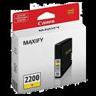 ~Brand New Original CANON 9306B001 (PGI-2200) INK / INKJET Catridge Yellow
