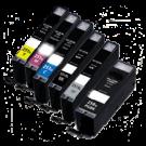 CANON PGI-250XL + CLI-251XL INK / INKJET High Yield Cartridge Set