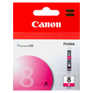 Brand New Original Canon CLI-8M 0622B002AA Magenta Ink / Inkjet Cartridge