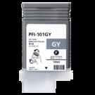 CANON PFI-101GY INK / INKJET Cartridge Gray