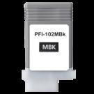 CANON PFI-102MBK INK / INKJET Cartridge Matte Black