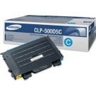 ~Brand New Original SAMSUNG CLP-500D5C Laser Toner Cartridge Cyan