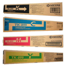 ~Brand New Original COPYSTAR TK-899Y Laser Toner Cartridge Black Cyan Magenta Yellow