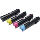 DELL C5765 Laser Toner Cartridge Set Black Cyan Magenta Yellow