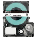 EPSON SS24KW (LC-6WBN) Label Tape Maker Black on White
