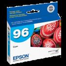 ~Brand New Original EPSON T096220 UltraChrome K3 INK / INKJET Cartridge Cyan
