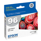 ~Brand New Original EPSON T096720 UltraChrome K3 INK / INKJET Cartridge Light Black
