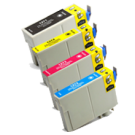 EPSON T127 Extra High Yield INK / INKJET Cartridge Set Black Cyan Yellow Magenta