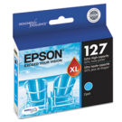 ~Brand New Original EPSON T127220 Extra High Yield INK / INKJET Cartridge Cyan