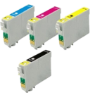 EPSON T200XL INK / INKJET Cartridge SET Black Cyan Yellow Magenta High Yield