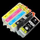 EPSON T410XL High Yield INK / INKJET Cartridge Set Black Photo Black Cyan Magenta Yellow