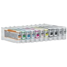 EPSON T653 INK / INKJET Cartridge Set Photo Black Cyan Vivid Magenta Yellow Light Cyan Vivid Light Magenta Light Black Matte Black Light Light Black Orange Green