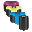 HP 02 INK / INKJET Cartridge Set Black Cyan Yellow Magenta