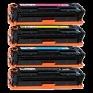 HP 128A Laser Toner Cartridge Set Black Cyan Yellow Magenta