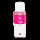 HP 1VU27AN (HP 31) Magenta Ink / Inkjet Bottle