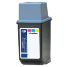 HP 51649A (49A) INK / INKJET Cartridge Tri-Color