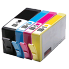 HP 564XL INK / INKJET Cartridge Set Black Cyan Yellow Magenta WITH CHIP