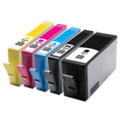HP 564XL INK / INKJET Cartridge Set Black Photo Black Cyan Yellow Magenta WITH CHIP