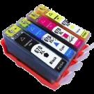 HP 670XL Set INK / INKJET Cartridge Black Cyan Yelllow Magenta
