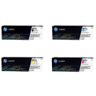 Brand New Original HP 827A Laser Toner Cartridge Set Black Cyan Magenta Yellow