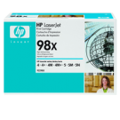 ~Brand New Original HP 92298X HP98X Laser Toner Cartridge High Yield